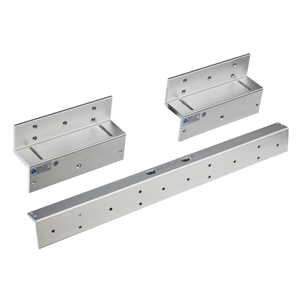 ZL型 内开式门专用多功能双门磁力锁支架