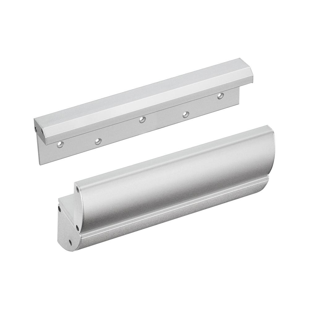 ZLC型 隐线式内开门专用单门磁力锁支架