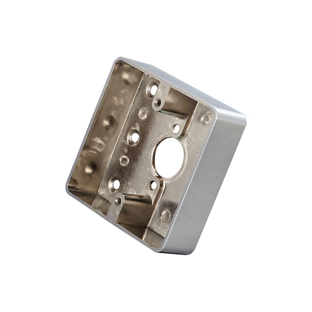 正方形锌合金底盒