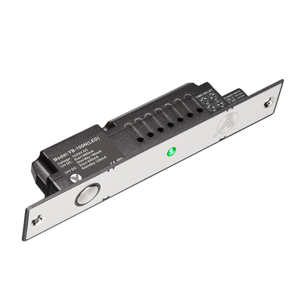 多功能低温磁感式电插锁