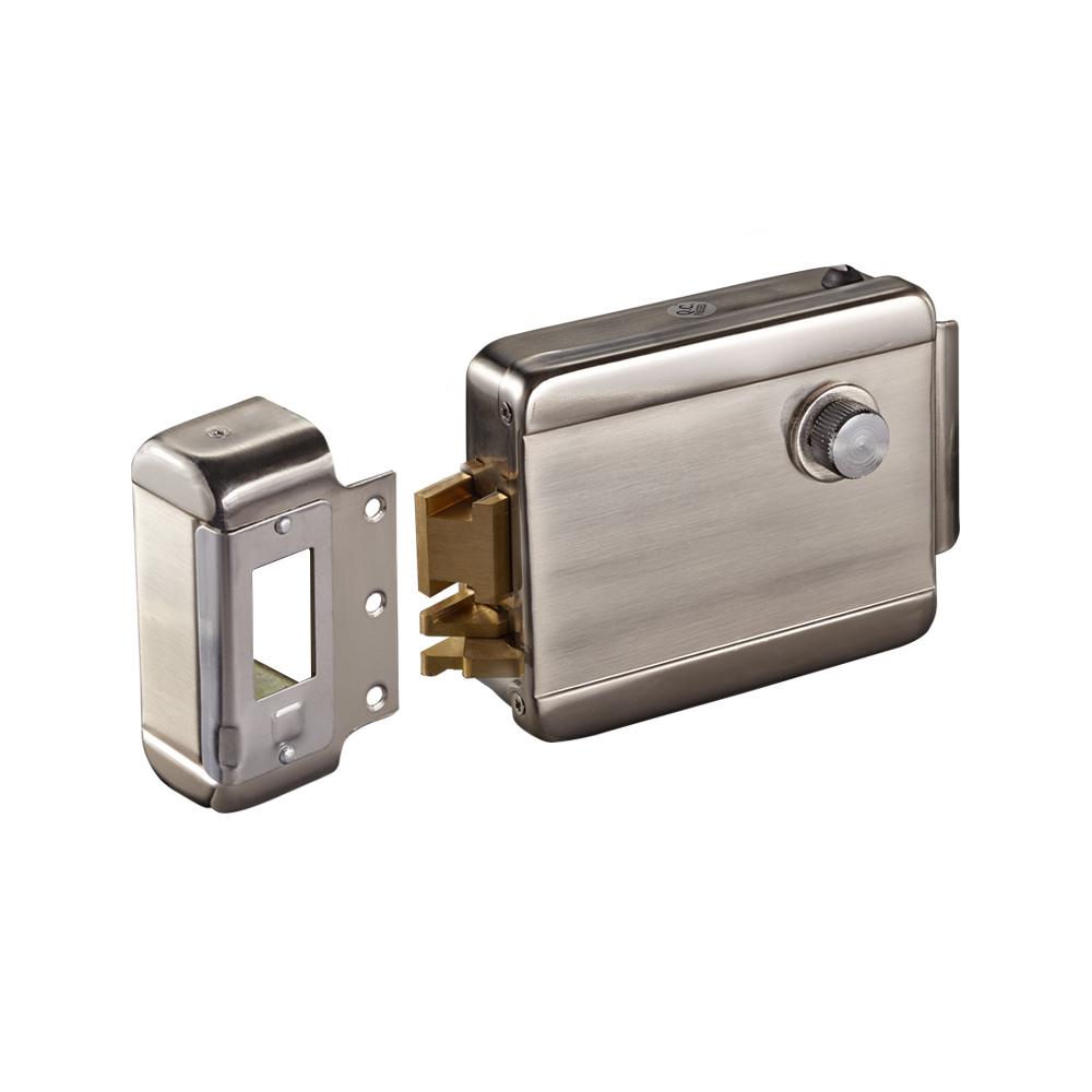 单头电控锁