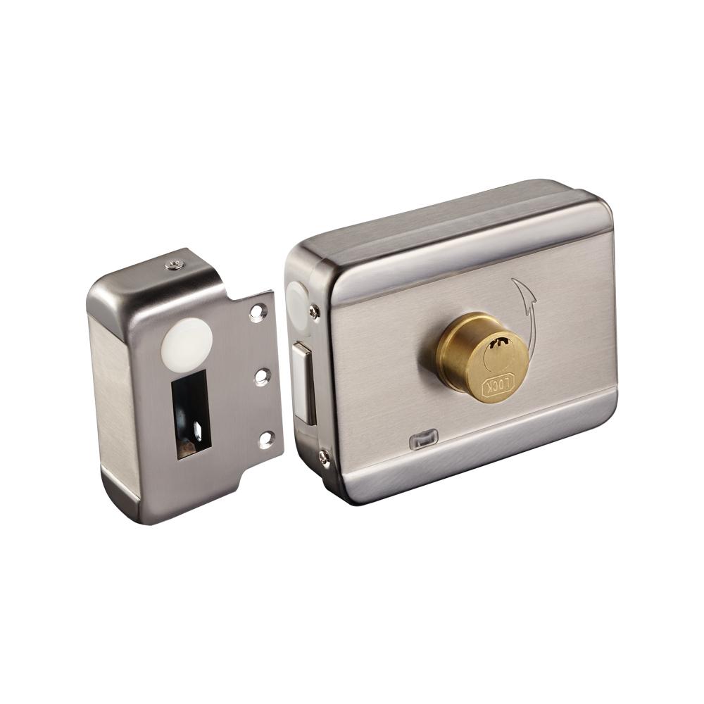 不锈钢双头电机锁