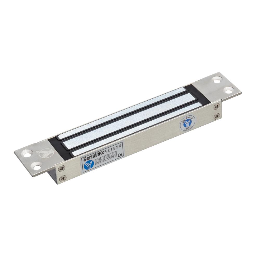 暗装单门防水磁力锁附信号输出(不锈钢)